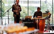 Live-Band-Musiker-Firmenfeier