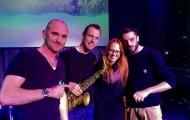 Saxophonist-schweiz