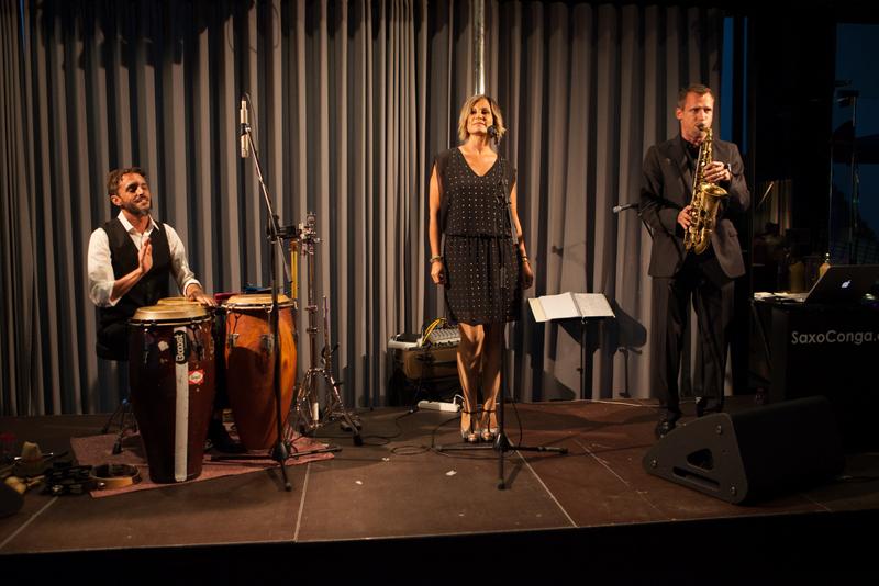 saxophonist Schweiz zürich chillout jazz