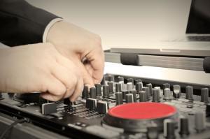 DJ für die Party