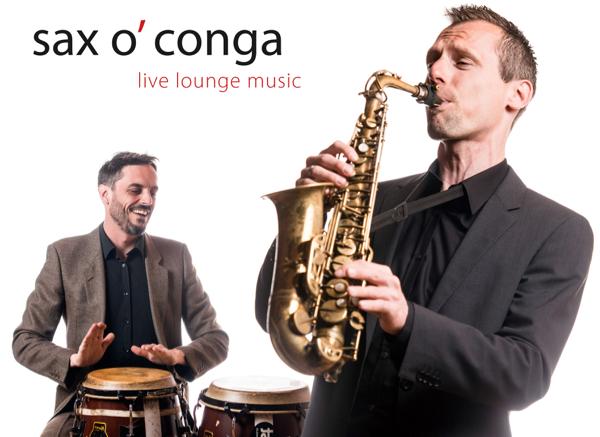 dj saxophon live act plus musiker band